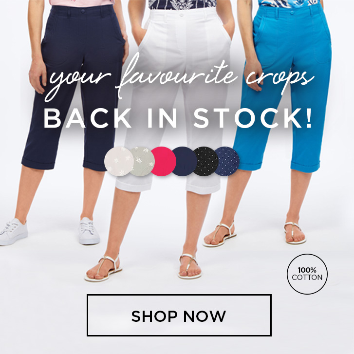Your favourite Jeans - Back in stock