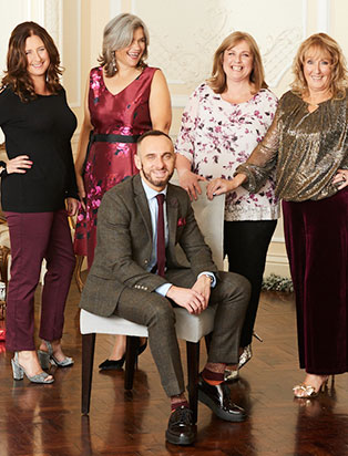 Real Women Makeovers with Mark Heyes & Woman's Weekly