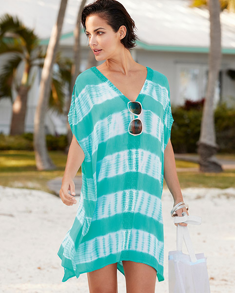 From Beach To Bar The Perfect Cover Ups For Around The Pool Area
