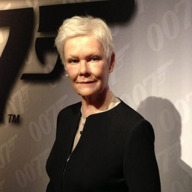 Judy Dench – (Casual)