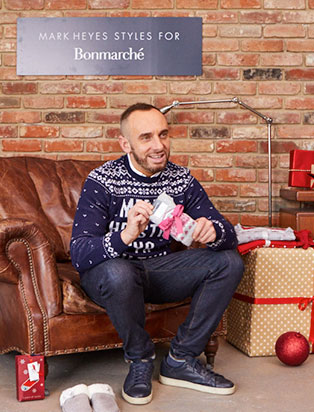 Finding the Perfect Christmas Gifts with Mark Heyes
