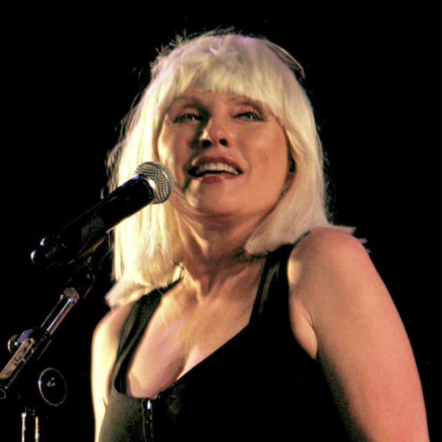 Debbie Harry – (Rocker)