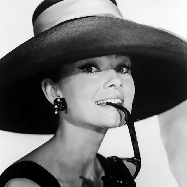 Audrey Hepburn (Feminine)