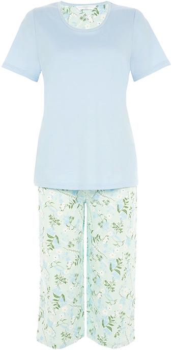Daisy Floral Print Gift Pyjama Set