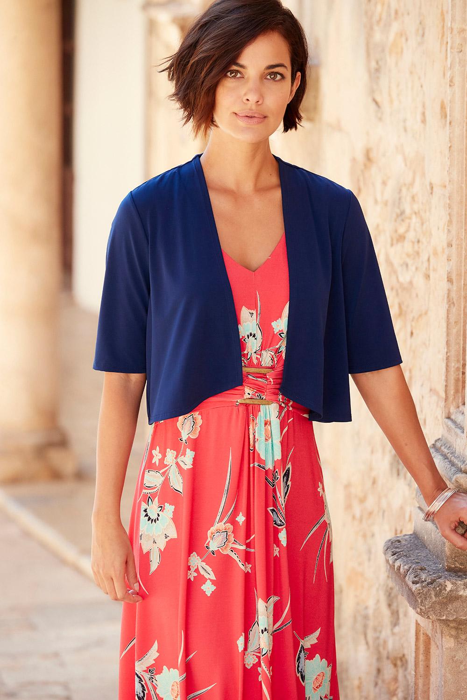 3450ac1843 Floral Print Maxi Dress