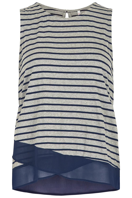 Stella Morgan Stripe Vest 432405411