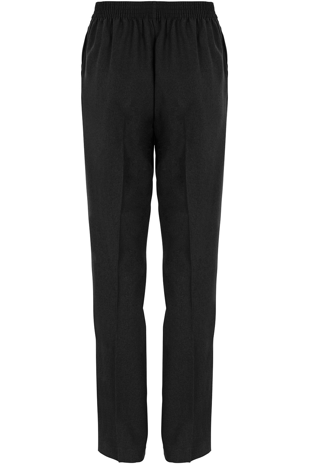 bb859800826 Buy Pull On Classic Straight Leg Trousers