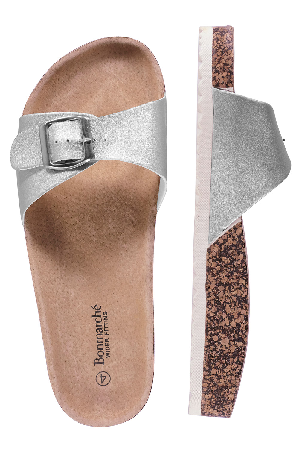 Single Strap Footbed Sandals Tendencies 2 Brown 42 This Review Is Fromsingle